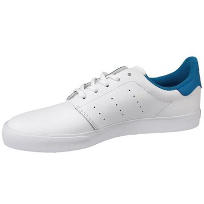 adidas originals baskets seeley court blanc homme