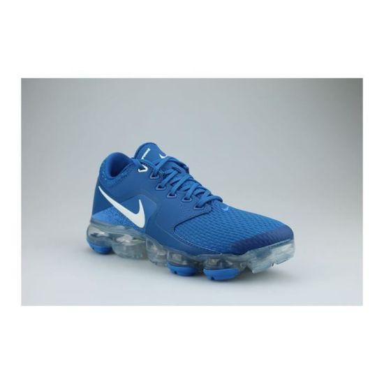 Baskets Nike Air Vapormax Junior Bleu Bleu - Cdiscount Chaussures