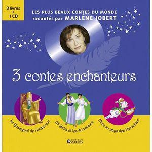 Livre 3-6 ANS 3 contes enchanteurs
