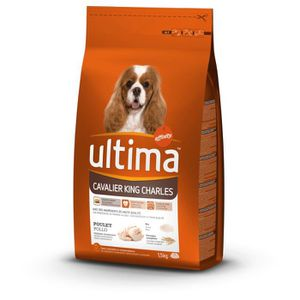 ULTIMA croquettes King Charles - Pour chien - 1,5KG