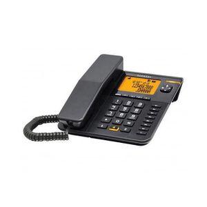 Téléphone fixe Alcatel Téléphone T75 noir