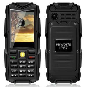 SMARTPHONE VKworld Stone V3 IP67 Mobile étanche à la poussièr