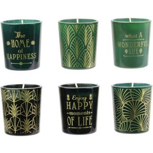 BOUGIE DÉCORATIVE The Candle Factory BO5135 Bougies parfumées Home d