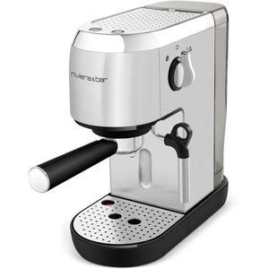 MACHINE À CAFÉ Machine à expresso Riviera Et Bar BCE350 Compacte