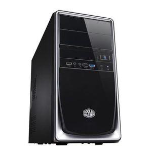 BOITIER PC  Cooler Master Elite 344 Silver Boîtier PC 'microAT