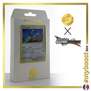 CARTE A COLLECTIONNER Draïeul 117-156 Holo - #myboost X Soleil & Lune 5