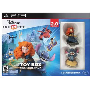 FIGURINE DE JEU Disney Infinity 2: Pack de démarrage PS3