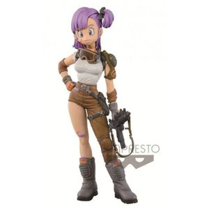 FIGURINE - PERSONNAGE BANPRESTO - Figurine Dragon Ball Z: Bulma