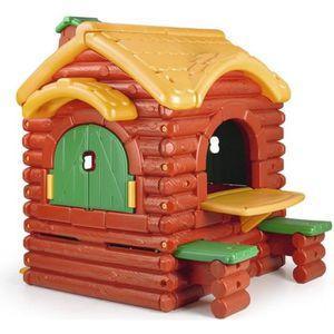 MAISONNETTE EXTÉRIEURE FEBER - Maison pour Enfant Woodland Cottage