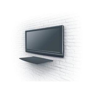 FIXATION - SUPPORT TV Support Mural Compact Intégrable pour lecteur DVD,