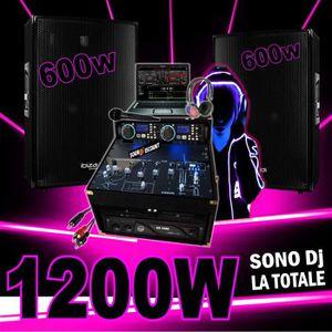 PACK SONO PACK DJ avec 2 ENCEINTES 600W + AMPLI 1000W + DOUB