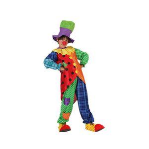 DÉGUISEMENT - PANOPLIE Costume déguisement Clown - 3-4ans