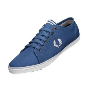 BASKETS HOMME FRED PERRY B6217V MARINE