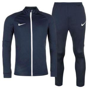Ensemble de vêtements Jogging Nike Swoosh Homme Bleu Marine