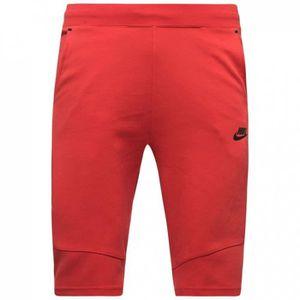 SHORT DE SPORT Short Nike Tech Fleece Junior - 728222-696