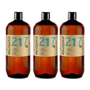 HYDRATANT CORPS Huile Végétale de Ricin - 3 litres (3 x 1 litre) -