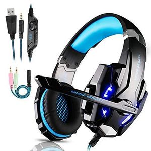 CASQUE AVEC MICROPHONE Micro Casque Gaming PS4