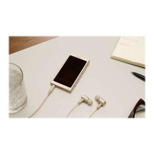 LECTEUR MP3 Sony Walkman NW-A45 Lecteur numérique 16 Go or pâl