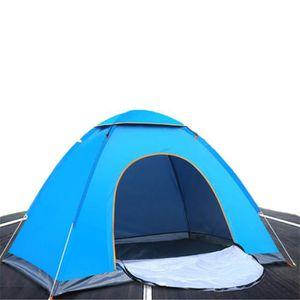 TENTE DE CAMPING Tente de Camping Plage 2 Personne Etanche Ouvertur