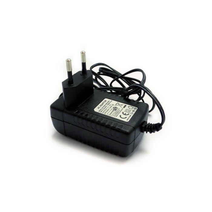Adaptateur secteur pour pompe sous vide électrique