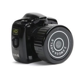Caméra espion - Mini caméra HD 720P