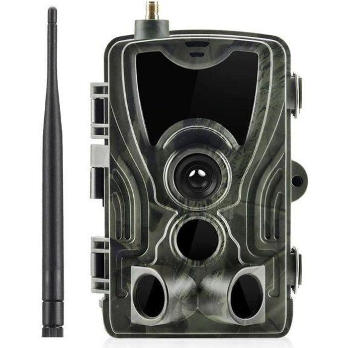 Caméra de Chasse 1080P 3G 4G vision nocturne détecteur de mouvement
