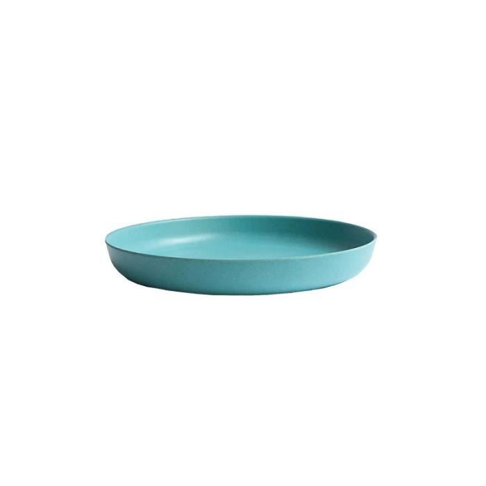 Petite assiette à dessert Turquoise
