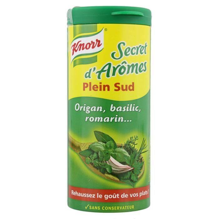 Assaisonnement en poudre 60 g Knorr