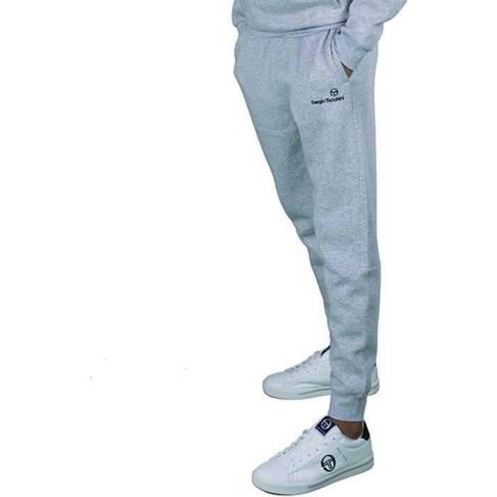 Pantalon jogging Sergio Tacchini Itzal 021 - hea/grey - 3XL