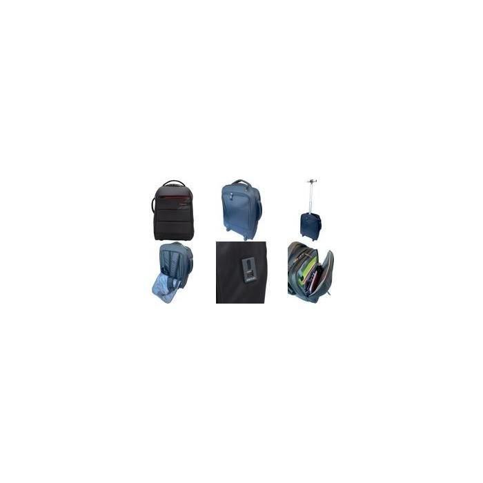 Valises pour PC portable Sacoche Trolley pour ordinateur portable C-Plus