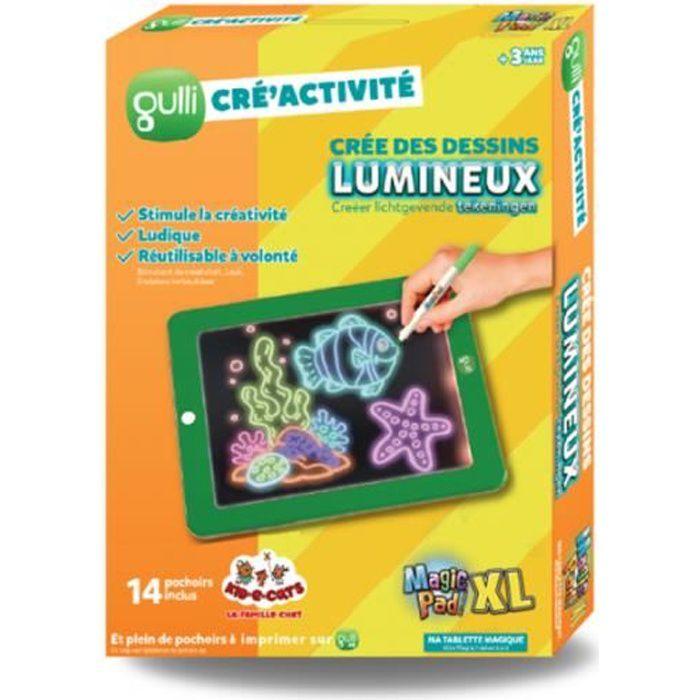 Magic Pad Gulli XL- La tablette Magique XL