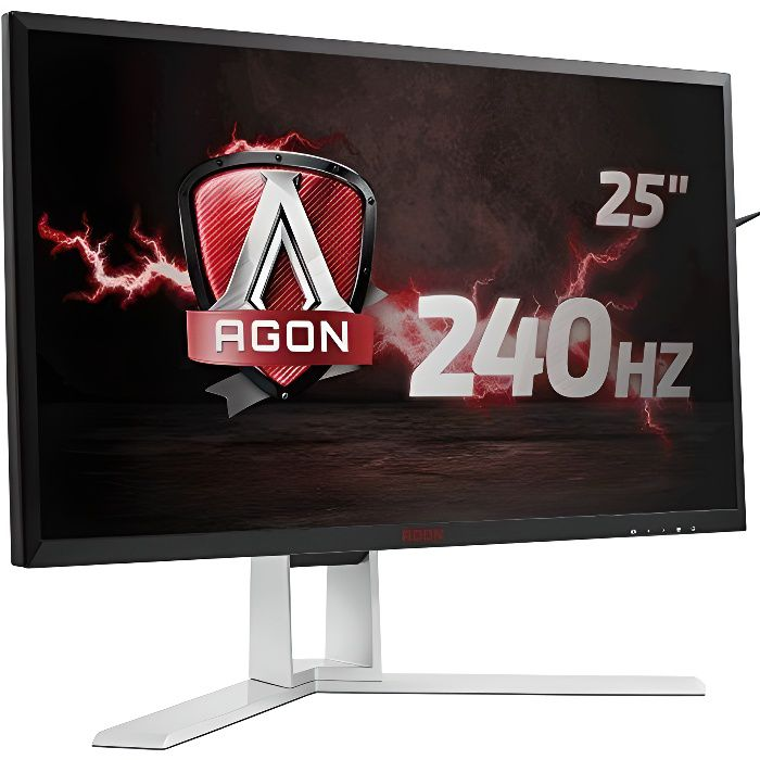 "ECRAN ORDINATEUR AOC AG251FZ - Ecran 24,5"" Full HD - Dalle TN - 1 m"