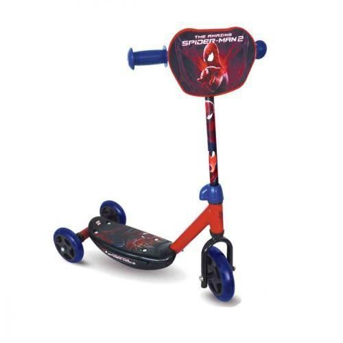 trottinette 3 roues my 1st scooter the amazing spiderman 2. Black Bedroom Furniture Sets. Home Design Ideas