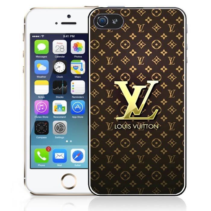 Coque iPhone 5C Louis Vuitton