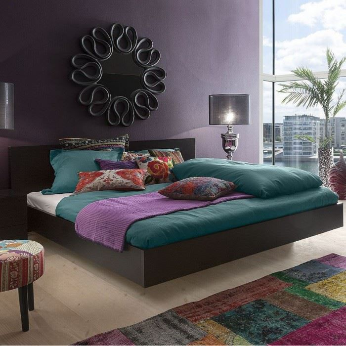 lit design suspendu float weng couleur weng v achat. Black Bedroom Furniture Sets. Home Design Ideas