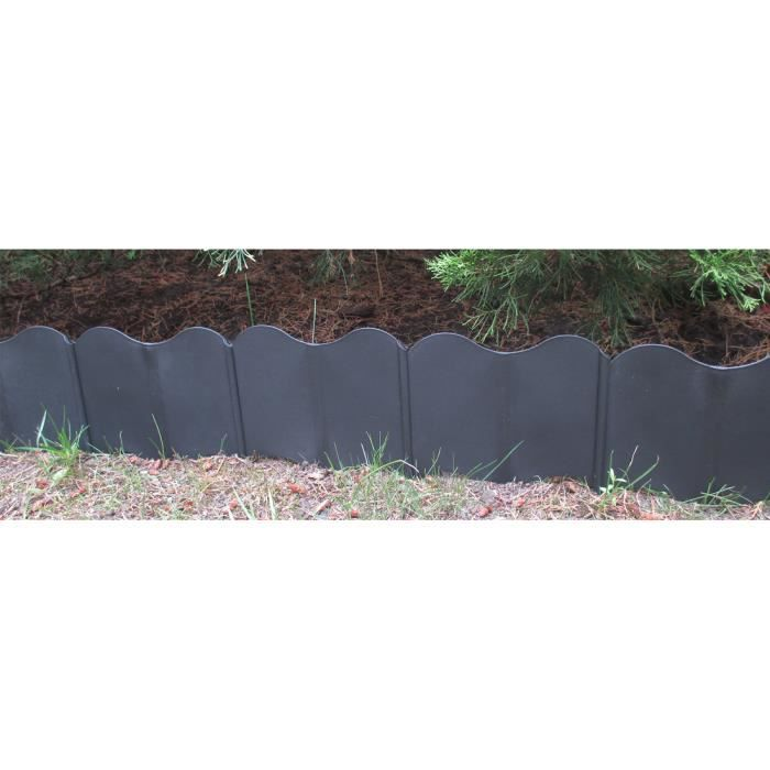 Cl ture jardin fence pp plastique durable decorative mesure d un l ment 16 14 cm achat - Cloture de jardin facile a poser ...
