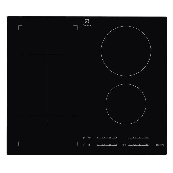 plaque induction electrolux achat vente pas cher. Black Bedroom Furniture Sets. Home Design Ideas