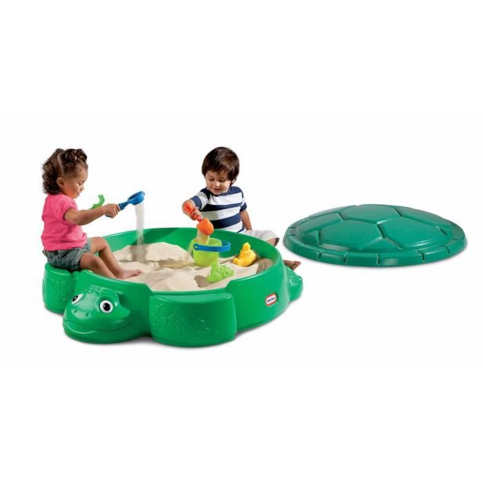 Little tikes tortue de mer sandbox achat vente bac - Maison de jardin little tikes colombes ...