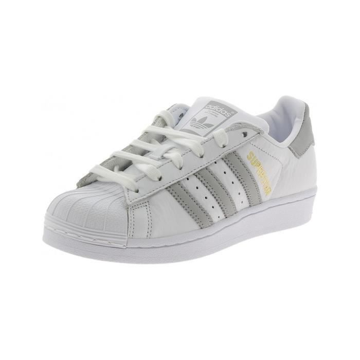 adidas Superstar W Baskets Mode Femme