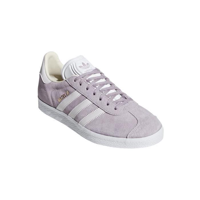 adidas femme chaussures violet