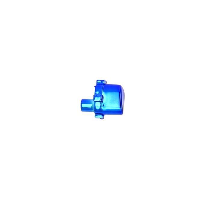 MANETTE JEUX VIDÉO Bouton Select pour Manette PS4 - Chrome Bleu