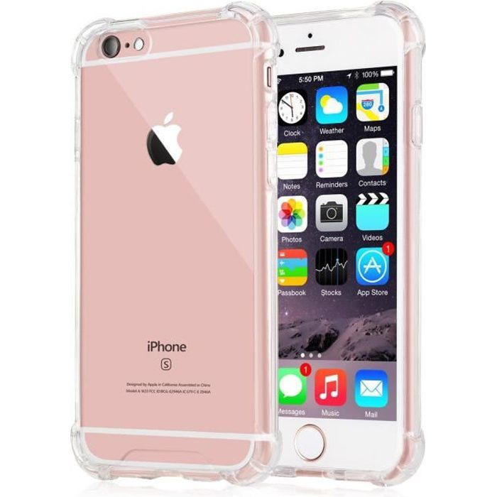 coque iphone 6 en volume