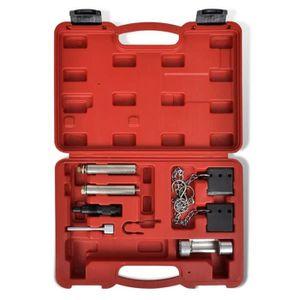 N57 N47S YATO Outil de r/églage de moteur professionnel pour voiture pour BMW Diesel N47 N57S N57 N57S outils de blocage de larbre /à cames