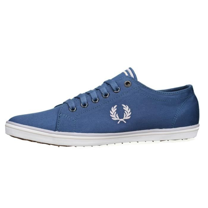Basket Fred Perry Kingston Twill B6259u F57 Mid...