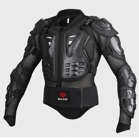 4XL moto Veste de motocross pour moto /équitation moto moto snowboard protection contre les chocs randonn/ée