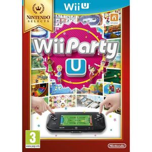 JEU WII U Wii Party U Select Jeu Wii U