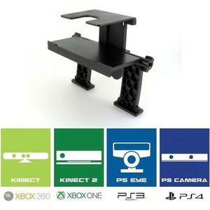 SUPPORT CONSOLE Fixateur de Caméra 4 en 1 PS4/PS3/X360/XBOXONE
