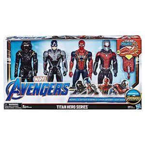 Merveille VENGEURS 12 pouces 30cm action figures TITAN hero série officiel