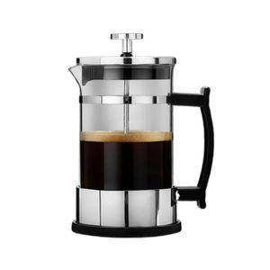 CAFETIÈRE - THÉIÈRE 350ml Cafetière à Piston pour Café Thé