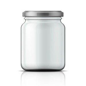 Premier Housewares Pot Tasse carré Meilleur Jour Pot Tasse Verre de 450 ml//Étain 450 ml